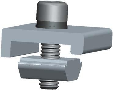 导轨压块 安泰地面打桩支架解决方案